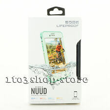 LifeProof nuud Waterproof Water Dust Proof Case for iPhone 6s Plus Mint Green
