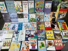 Fathers Day Cards - Dad Daddy Father Someone Special Funny Cards Paper Rose/ Wis