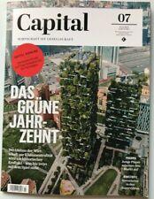 Capital 07 2021 Juli - Wirtschaft Börse Geld Magazin NP: 8,50 Euro NEU
