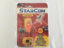 STARCOM cant. PETE YABLONSKY figure on card MOSC coleco