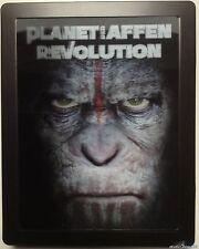 Planet der Affen - Revolution 3D / 2D Lenticular Steelbook BluRay