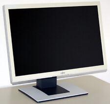 22 Zoll PC Monitor Fujitsu SCENICVIEW B22W-5 ECO DVI VGA Lautsprecher 100%OK TOP