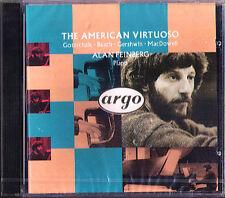 Alan FEINBERG American Virtuoso MacDowell Amy Beach Gottschalk Grainger Faure CD