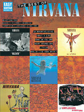 The Best Of Nirvana Nirvana Rock Guitar Tab Learn to Play SONGS FABER Music BOOK