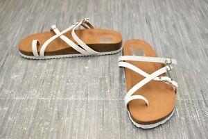 **DV Dolce Vita Boudicca Sandal - Women's Size 8, White NEW