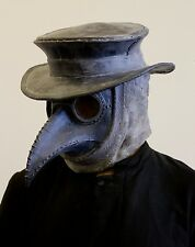Latex Plague Doctor Mask