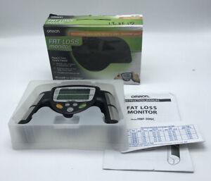 OMRON HBF-306C Handheld Body Fat Loss Monitor BMI With Box