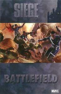Siege : Battlefield Paperback Kieron Gillen