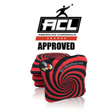 Beer Belly Bags Cornhole ACL Approved Resin Filled Duel Side Stick Slide