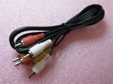100 PCS WIESON G9330HT0259-012 MODEL 9330 RCA MALE/MAL AV CORD Video Cables &