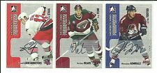 2005/6 ITG H&P ERIC STAAL AUTO AUTOGRAPH