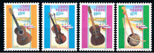 Cabo Verde - 1991 - Musical Instruments