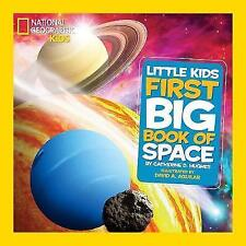 Little Kids First Big Book of Space (First Big Book) by Catherine D. Hughes (Hardback, 2012)