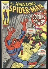 Amazing Spider-Man (1963) #98 1st Prt Signed Gil Kane No COA  No Comic Code NM-