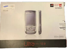Samsung SGH-D900i Ultra edition - Unlocked GSM - Never Used in Original Box