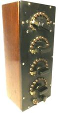 General Radio Decade Resistance Box 102j Tested Working 1 Ohm To Thousands