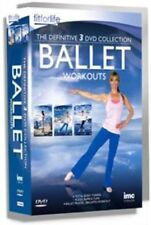 Ballet The Definitive 3 DVD Box Set - Containing Ballet Workout Total Body Tonin