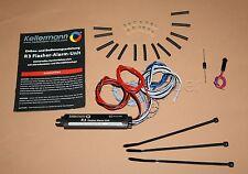 Kellermann R3 flasher unit Blinkrelais + Warnblinkanlage + Alarmanlage Motorrad