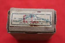 WW2 Original German Army PAPER AMMO BOX EMPTY