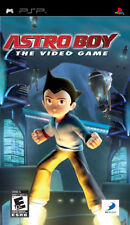 Astro Boy: The Video Game PSP New Sony PSP