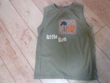 Boy Gymboree Safari Trek Shirt 4 EUC