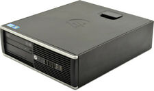 Hp Elite 8300 SFF PC Core i5-3470@3.2GHZ, 8GB RAM, 500GB HDD, DVD/RW, Win 7 pro