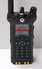 TESTED MOTOROLA APX APX6000 800 MHZ DIGITAL RADIO P25 TDMA AES WIFI BLUETOOTH