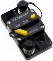 200/300A 12V-36V DC Circuit Breaker Trolling Motor Auto Car Marine Boat Bike
