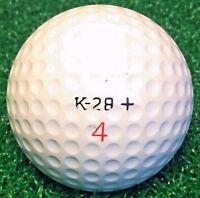 Vintage WILSON K-28+ Golf Ball #4