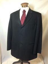 Size 44 City Streets 2 Piece Suit Black