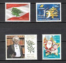 LEBANON - LIBAN MNH SC# 699-702 LOT OF 4