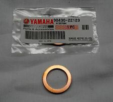 Yamaha GENUINE OEM 90430-22123 NEW Decompression Valve Gasket 00-100