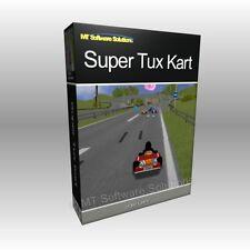SUPER Tux KART MARIO TIPO RACING PC MAC PRO Professional software GAME