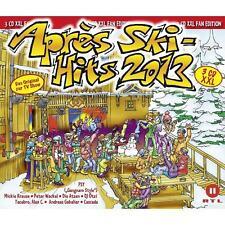 APRES SKI HITS 2013 - XXL FAN EDITION * NEW 3CD-BOX * NEU *
