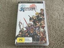 Dissidia Final Fantasy (PSP) - WITH FREE POSTAGE