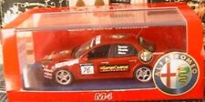 ALFA ROMEO 159 WPS 12H DI BATHURST 2007 SAFETY CAR M4 1/43 ROSSO RED ROT ROUGE