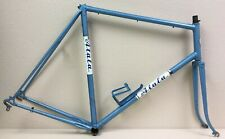 ATALA FRAME AND FORK 60 CM CAMPAGNOLO DROPOUTS ITALIAN THREADING
