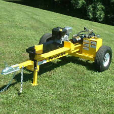 PowerTek 20-Ton Honda Powered Horizontal Gas Log Splitter