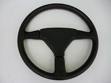 JDM MOMO Mazda mx5 miata eunos roadster steering wheel black size 37cm rare