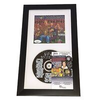 Snoop Dogg Signed Greatest Hits Compact Disc Cover Framed CD JSA Cert Autograph