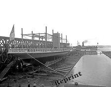 Photograph Excursion Steamship / Bob-Lo / Columbia Construction Year 1902 11x14