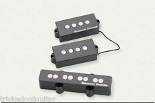 SEYMOUR DUNCAN QUARTER POUND PJ SET BLACK