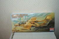 MAQUETTE AVION ACADEMY OV-10D BRONCO DESERT STORM  PLANE/PLANO  NEUF 1/72