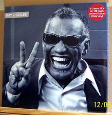 Ray Charles - Same -2011 EU Real Tone RGJLPZ 3 LPS m/m- /weiß Wax/180 G/ltd/Jazz