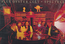 """FREE 12"""" REPRO w/PURE MINT TROPHY BLUE OYSTER CULT Spectres 1st PRESS LP w/INNER"""