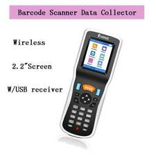 Ptt6000 Wireless Barcode Scanner Collector Inventory Counter with Usb receiver