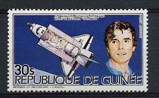 Guinea 1985 SG#1175, 30s Columbus Shuttle Space MNH #A67893