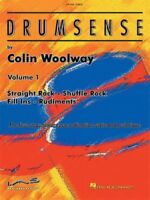 Drumsense, Paperback by Woolway, Colin, Brand New, Free shipping in the US