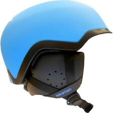 SALOMON THREAT BLUE BLACK HELMET NEW FW 2016 CASCO M SNOWBOARD SKI