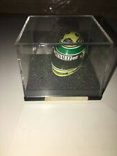 WILLIAMS 1994 Ayrton Senna Helmet Casque 1.12  JF CRÉATIONS